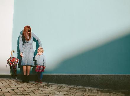 Мать и дочь