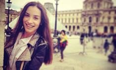 Виктория Дайнеко устроила в Париже шопинг-марафон