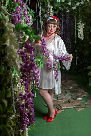 Красноярская «пышка» Анна Мамедова – самая фотогеничная