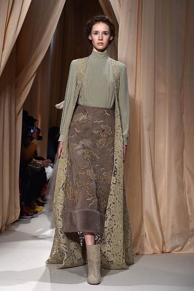 Показ Valentino Haute Couture | галерея [1] фото [17]