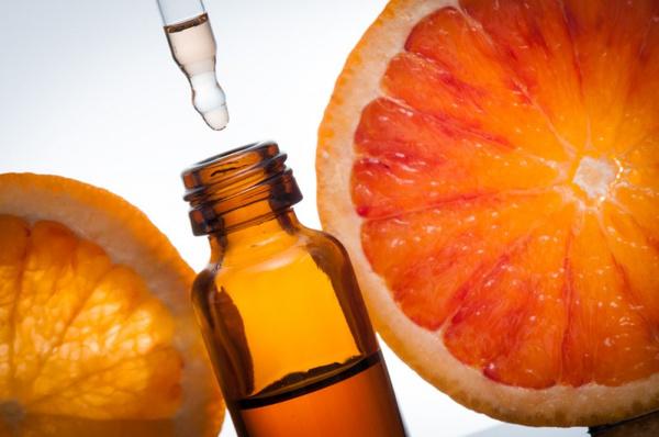Использование апельсинового масла