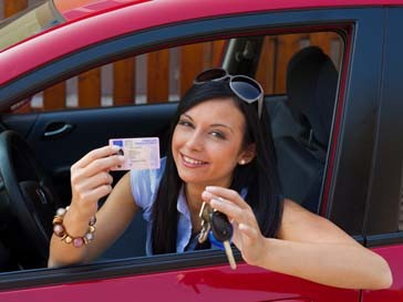 Водительские права, регистрация автомобиля через интернет