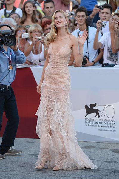 Ева Риккобоно на 70-м Венецианском фестивале