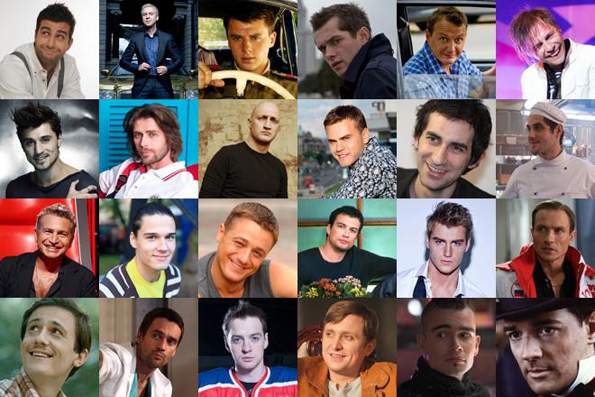Самые сексуальные мужчины России 2014