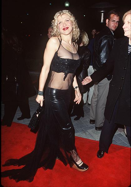 Кортни Лав, 1999 год