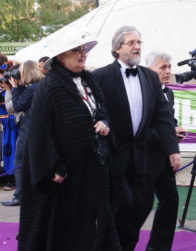 Леонид Мозговой и Раиса Недашковская