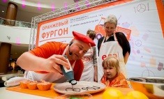 На неделе в Оренбурге: парни покажут мускулатуру и приготовят за тебя обед