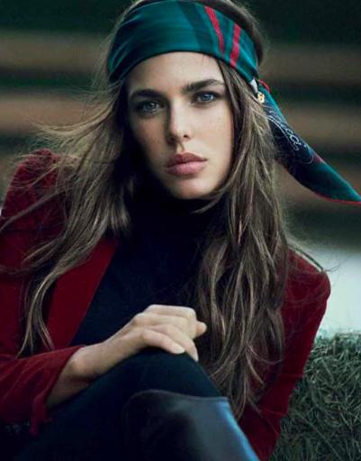 Шарлотта Казираги (Charlotte Casiraghi)