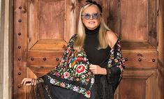 Михалкова рассказала, почему муж скрывал ее модельное прошлое