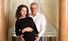 Половцев: «Скрывали беременность жены до последнего!»