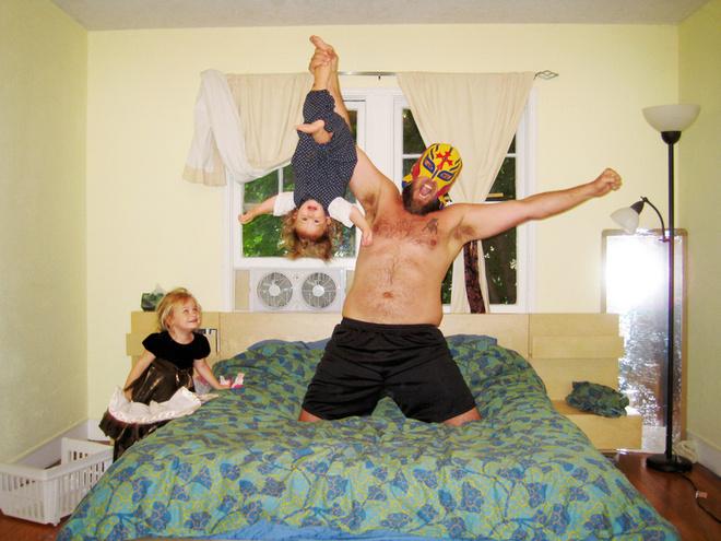 Как оставить мужа сидеть с ребенком