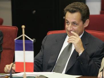 Николя Саркози (Nicolas Sarkozy) продолжает высылку цыган