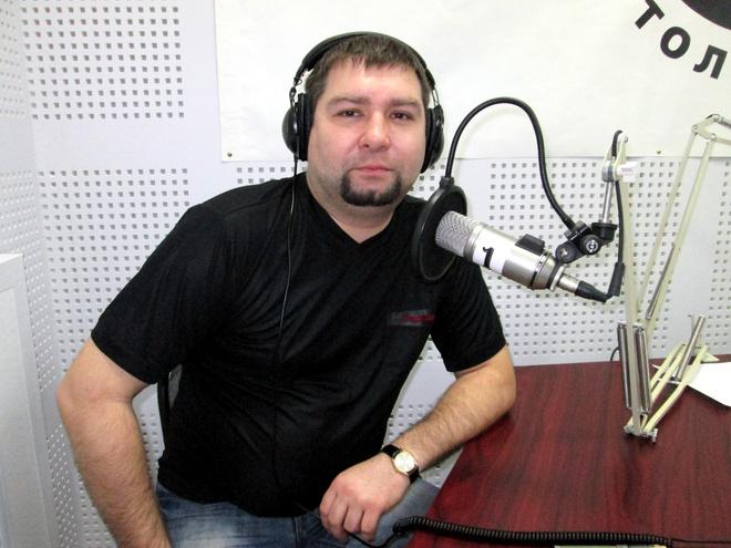 радиоведущие Тольятти, Денщиков