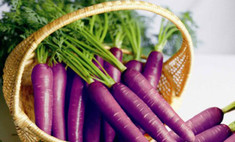 5 овощей необычного окраса на прилавках Сургута. Как их есть?