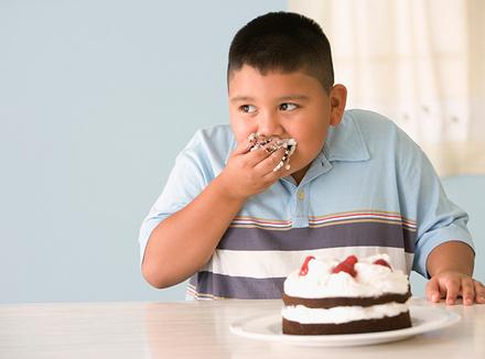 Как помочь толстому ребенку?