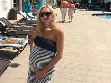 Кристина Орбакайте родила дочь.