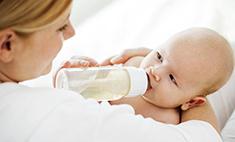 Выбираем молочную смесь для новорожденных