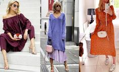 Самые модные цвета осени-2018: кому идут и с чем носить