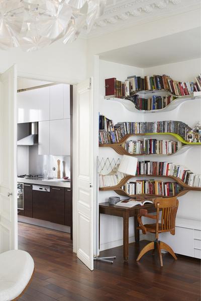 Лучшие интерьеры квартир 2014: вспомнить всё! | галерея [2] фото [5]