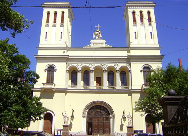 Лютеранская церковь Святого Петра на Невском проспекте