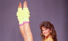 8 упражнений от гуру фитнеса Джейн Фонды