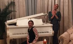 Волочкова впервые показала фото нового дома