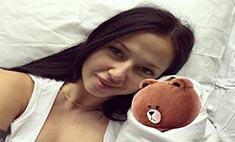 Иркутская гимнастка Дарья Радулова-Дмитриева родила сына