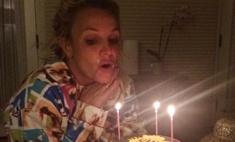 Бритни Спирс отметила 33-летие с семьей
