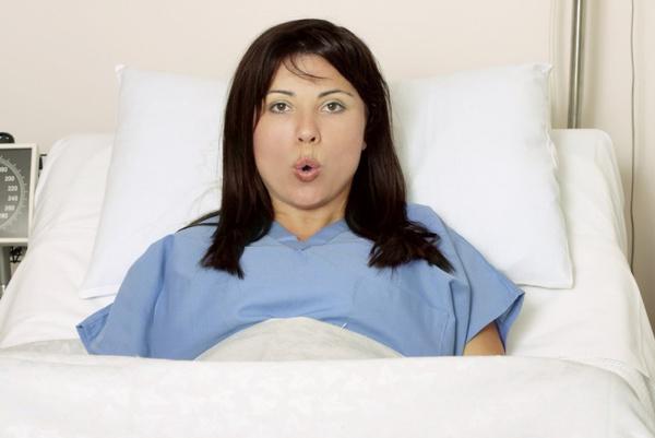 Пробка при беременности