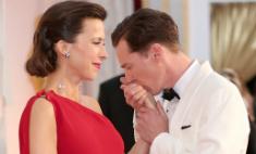 Это любовь: Камбербэтч с женой на «Оскаре»