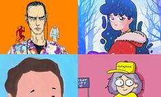 дюран российских художников которых подписаться ради смешных комиксов
