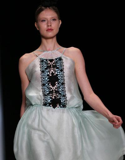 Коллекция Татьяны Парфеновой весна-лето 2013