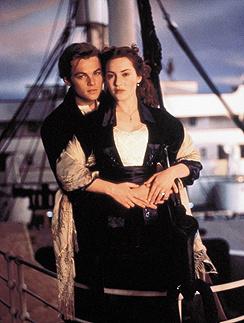 Кейт Уинслет (Kate Winslet) и Леонардо ДиКаприо (Leonardo DiCaprio)