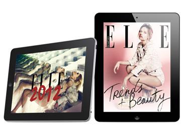 В приложении ELLE для iPad можно найти самые свежие новости из мира моды и красоты, а также уникальные материалы, не вошедшие в печатную версию журнала