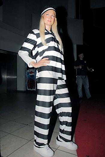 Тюремный образ Пэрис остался в прошлом