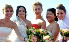 В Москве пройдет парад невест