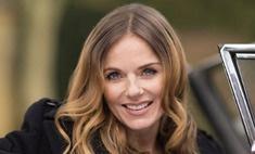 44-летняя Холлиуэлл после родов выглядит лучше, чем до