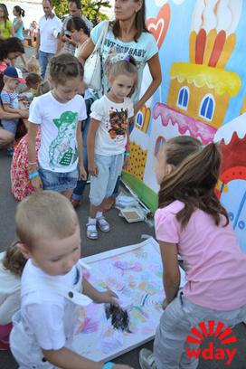 Фестиваль сладкоежек в Крембрюляндии
