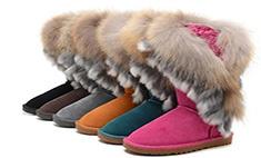 Модная обувь для новокузнечанок: красиво и тепло