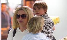 Бритни Спирс: «Дети меня вдохновляют»