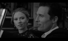 Йоханссон и Макконахи в проморолике Dolce & Gabbana. Видео