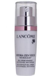 Увлажняющий гель-крем с витаминами для кожи вокруг глаз Hydra Zen Yeux от Lancome уменьшает напряжение и усталость