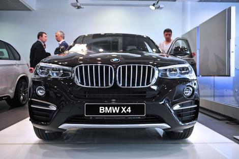 Презентация BMW X4 при поддержке ELLE и ELLE Decoration фото 2