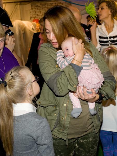 Дети, которых спасла Жанна Фриске