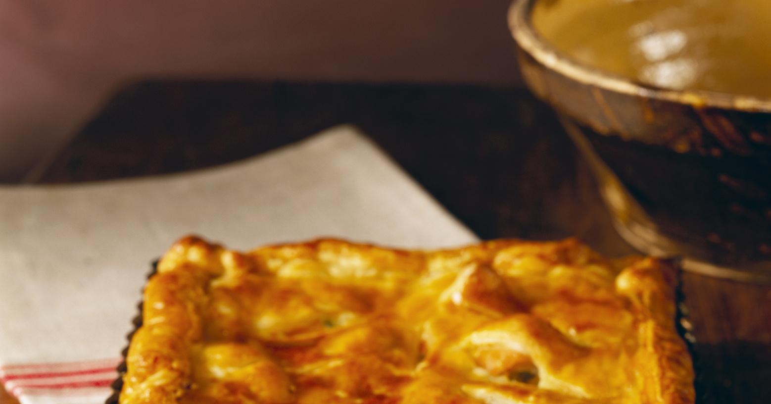 Пирог с картошкой и горбушей рецепт пошагово в