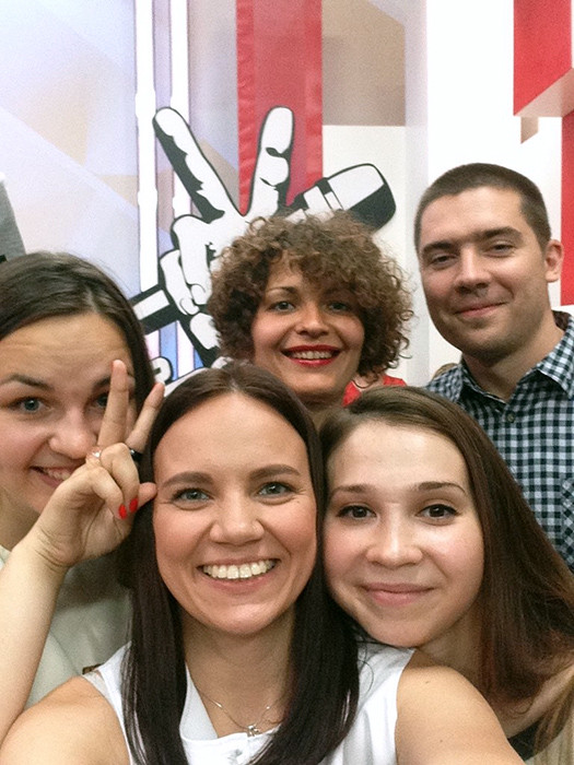 Шоу Голос 4 сезон поединки Эллина Решетникова Мария Ероян видео фото подробности