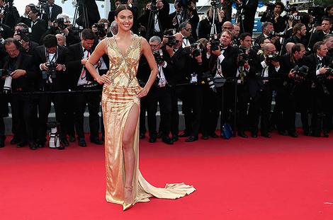 Наши в Каннах: самые яркие выходы российских знаменитостей на Кинофестивале | галерея [4] фото [4]