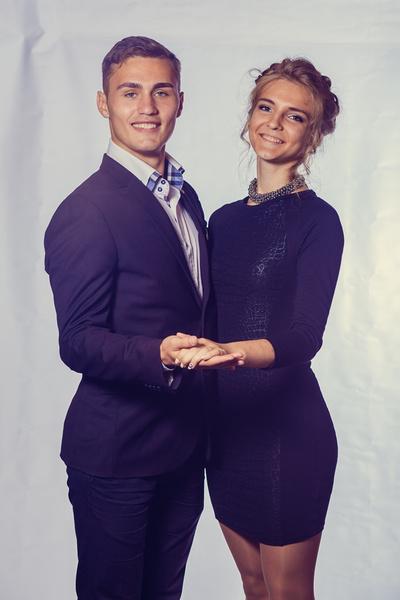 Данил Огарков и Диана Шереметьева