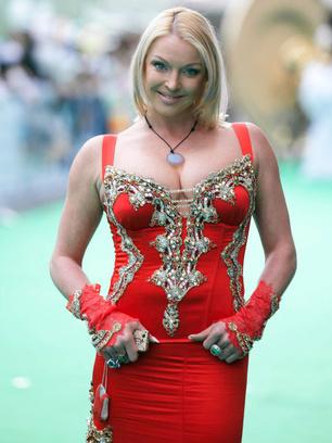 Анастасия Волочкова: скандал