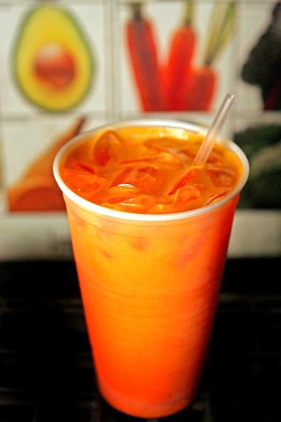 морковный сок для печени